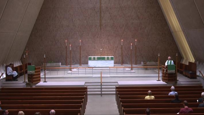 Kramer Chapel Sermon - Friday, August 13, 2021