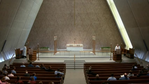 Thumbnail for entry Kramer Chapel Sermon - May 15, 2017