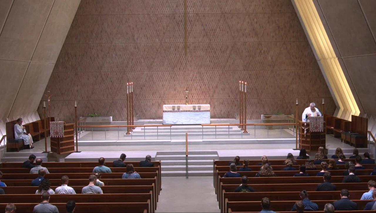 Kramer Chapel Sermon - Thursday, May 20, 2021