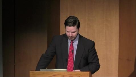 Thumbnail for entry Martin Franzmann: Theologian in Between