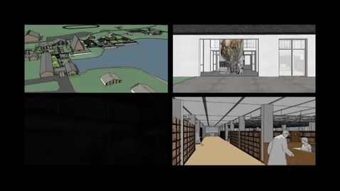 Thumbnail for entry Walther Library Expansion Construction Update - Timelapse Part 2