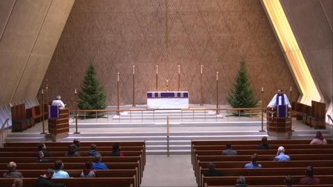 Thumbnail for entry Kramer Chapel Sermon - Thursday, December 10, 2020