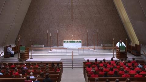 Thumbnail for entry Kramer Chapel Sermon - Monday, June 21, 2021