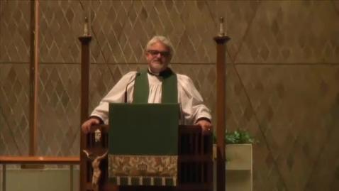 Thumbnail for entry Kramer Chapel Sermon - October 29, 2015
