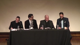 Thumbnail for entry Panel Discussion - Church and Society: What Are the Rules of Engagement