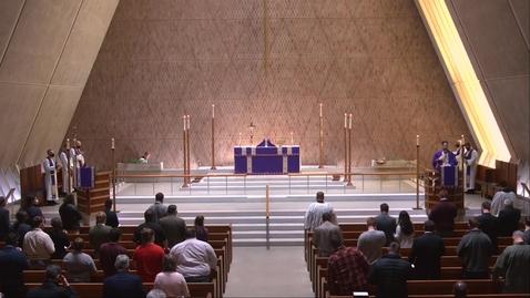 Thumbnail for entry Kramer Chapel Sermon - Wednesday, March 31, 2021