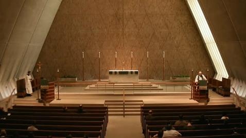 Thumbnail for entry Kramer Chapel Sermon - January 29, 2016