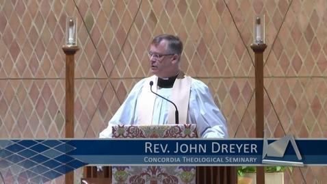 Thumbnail for entry Kramer Chapel Sermon - April 20, 20187