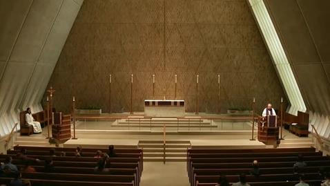 Thumbnail for entry Kramer Chapel Sermon - March 17, 2015