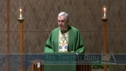 Thumbnail for entry Kramer Chapel Sermon - February 15, 2017