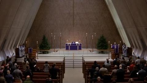 Thumbnail for entry Kramer Chapel Sermon - December 06, 2017