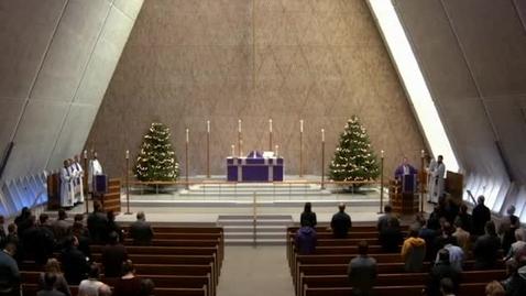 Thumbnail for entry Kramer Chapel Sermon - December 14, 2016