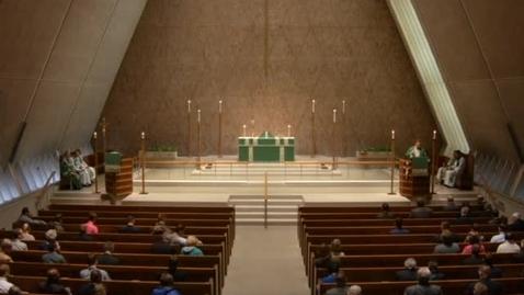 Thumbnail for entry Kramer Chapel Sermon - September 28, 2016