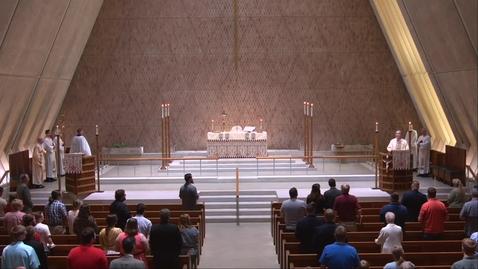 Thumbnail for entry Kramer Chapel Sermon - Wednesday, May 19, 2021