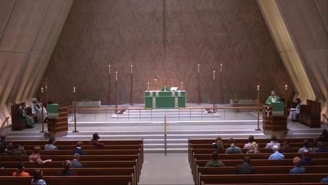 Thumbnail for entry Kramer Chapel Sermon - Wednesday, October 21, 2020