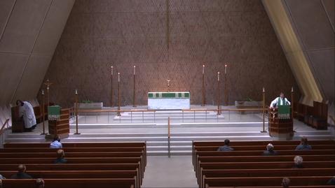 Thumbnail for entry Kramer Chapel Sermon - Thursday, November 05, 2020