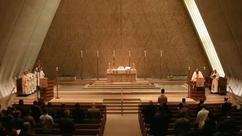 Thumbnail for entry Kramer Chapel Sermon - February 2, 2016
