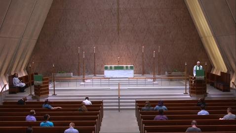 Thumbnail for entry Kramer Chapel Sermon - Thursday, August 13, 2020