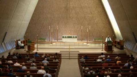 Thumbnail for entry Kramer Chapel Sermon - October 4, 2016