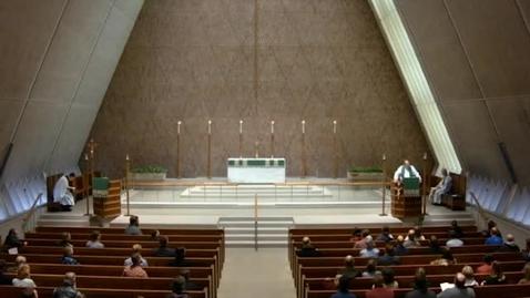 Thumbnail for entry Kramer Chapel Sermon - January 27, 2017
