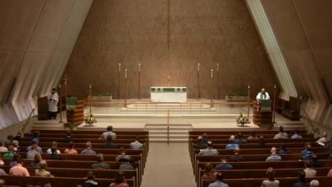Thumbnail for entry Kramer Chapel Sermon - September 8, 2016