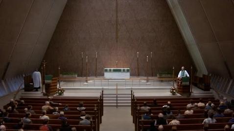 Thumbnail for entry Kramer Chapel Sermon - November 02, 2017