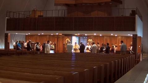 Thumbnail for entry Kramer Chapel Sermon - Wednesday, June 05, 2019