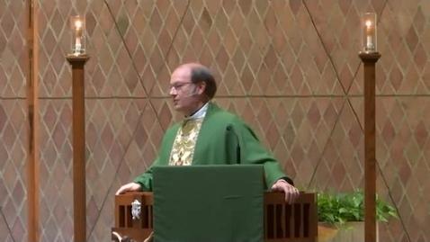 Thumbnail for entry Kramer Chapel Sermon - September 20, 2017