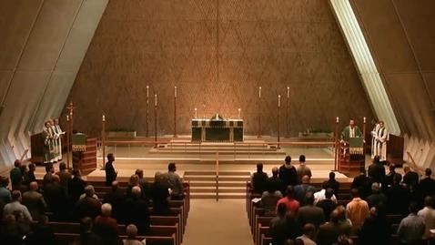 Thumbnail for entry Kramer Chapel Sermon - October 14, 2015