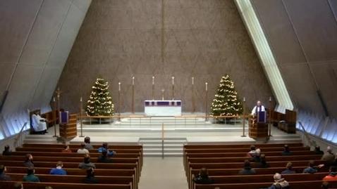 Thumbnail for entry Kramer Chapel Sermon - December 16, 2016