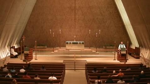 Thumbnail for entry Kramer Chapel Sermon - July 14, 2016
