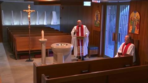 Thumbnail for entry Kramer Chapel Sermon - Monday, June 01, 2020