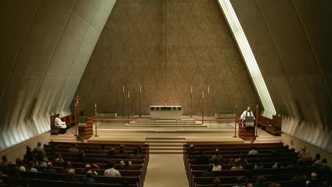 Thumbnail for entry Kramer Chapel Sermon - September 30, 2014
