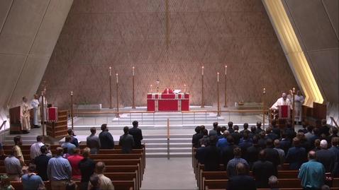 Thumbnail for entry Kramer Chapel Sermon - Tuesday, June 29, 2021