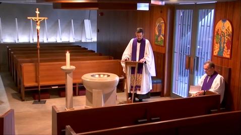 Thumbnail for entry Kramer Chapel Sermon - Monday, March 23, 2020