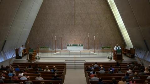 Thumbnail for entry Kramer Chapel Sermon - September 07, 2017