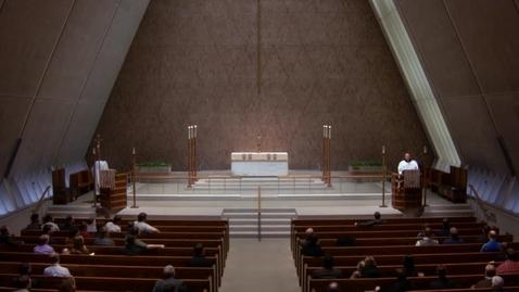 Thumbnail for entry Kramer Chapel Sermon - April 16, 2018