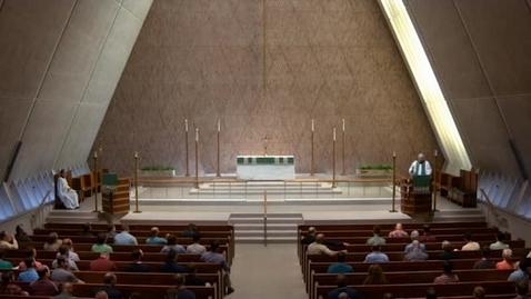 Thumbnail for entry Kramer Chapel Sermon - September 22, 2017