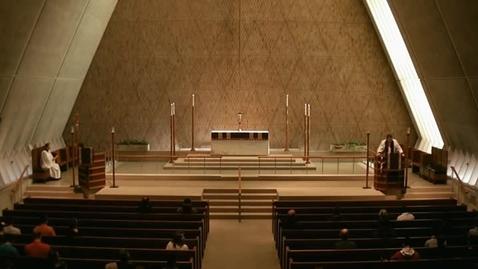 Thumbnail for entry Kramer Chapel Sermon - March 18, 2016