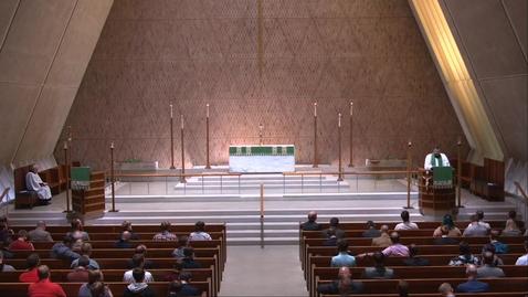 Thumbnail for entry Kramer Chapel Sermon - Friday, October 1, 2021