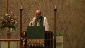 Thumbnail for entry Kramer Chapel Sermon - November 2, 2015