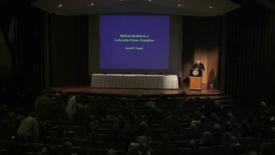 Thumbnail for entry 2015 Symposia Biblical Studies as Culturally Driven Discipline