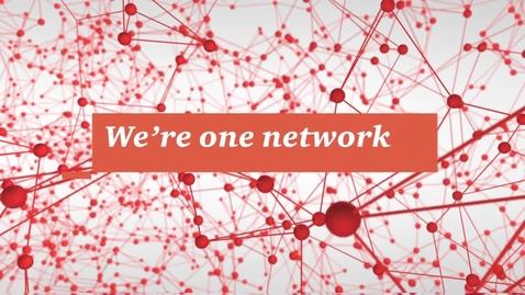 One network, one PwC