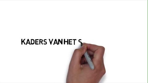 Thumbnail for entry Kennisclip Kaders van het Sociaal Werk