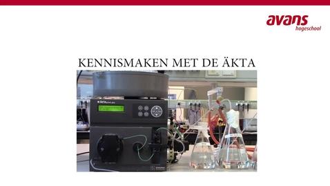 Kennismaken met de Akta (beta versie)