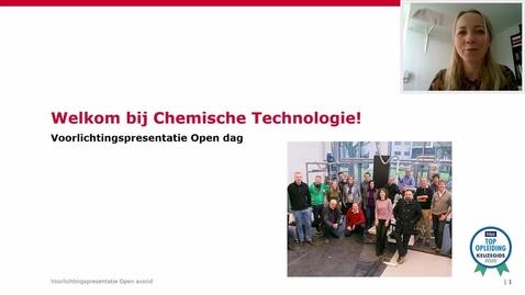 Thumbnail for entry Chemische Technologie - Bachelor - Voltijd - Breda