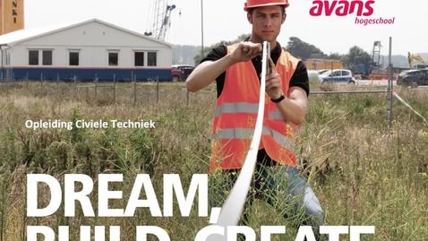 Thumbnail for entry Civiele Techniek - Bachelor - Voltijd - Tilburg