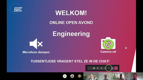 Thumbnail for entry Engineering - Associate degree - voltijd - Roosendaal