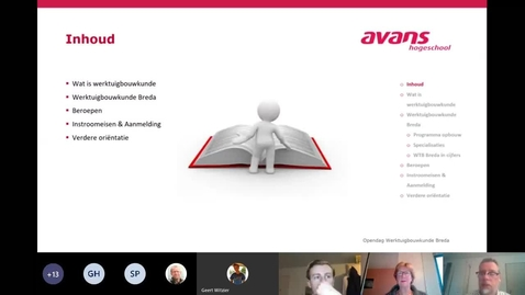 Thumbnail for entry Werktuigbouwkunde –Bachelor -Voltijd –Breda