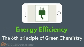 Thumbnail for entry Energy efficiency - The 6th principle of Green Chemistry